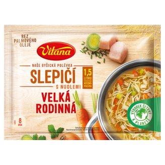 Vitana Velká rodinná slepičí polévka 100g