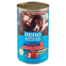 Reno Complete Food for Adult Dogs with Beef 1240g