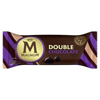 Magnum Double Chocolate zmrzlina 88ml