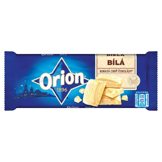 ORION White Chocolate 100g