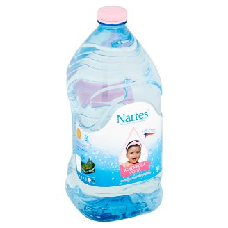 Nartes Infant Water with Low Sodium Content 5L