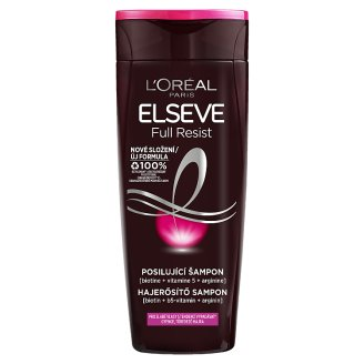 L'Oréal Paris Elseve Arginine Resist X3 posilující šampon na slabé vlasy 400ml