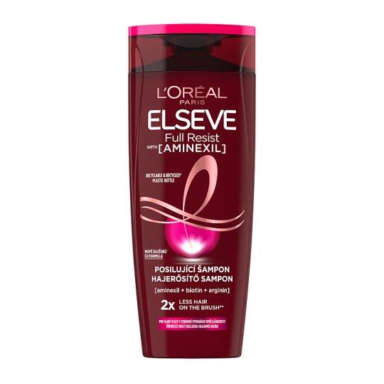 L'Oréal Paris Elseve Arginine Resist X3 Fortifying Shampoo 400ml