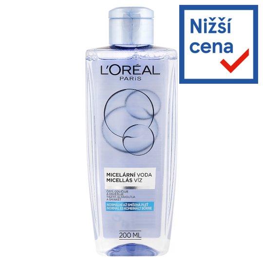 L'Oréal Paris Skin Expert Micelární voda normální až smíšená pleť včetně citlivé 200ml