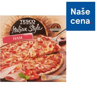 Tesco Italian Style Ham pizza 320g