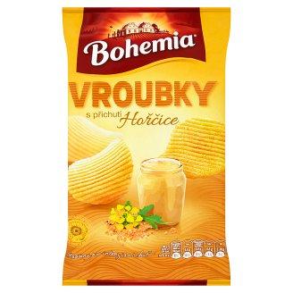 Bohemia Vroubky s příchutí hořčice 70g