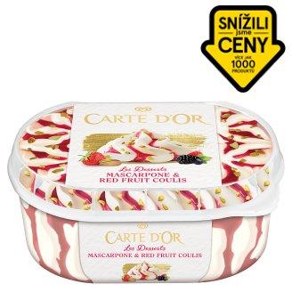 Carte d'Or Mascarpone a Red Fruit Coulis zmrzlina 900ml