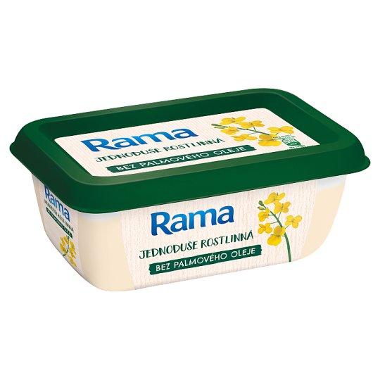 Rama Jednoduše rostlinná 225g