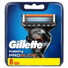 Gillette Fusion5 ProGlide Razor Blades For Men, 8 Refills