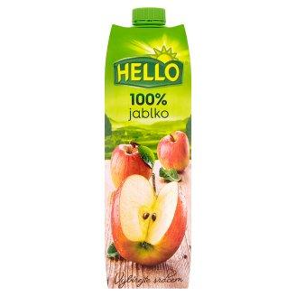 Hello Jablko 100% 1l