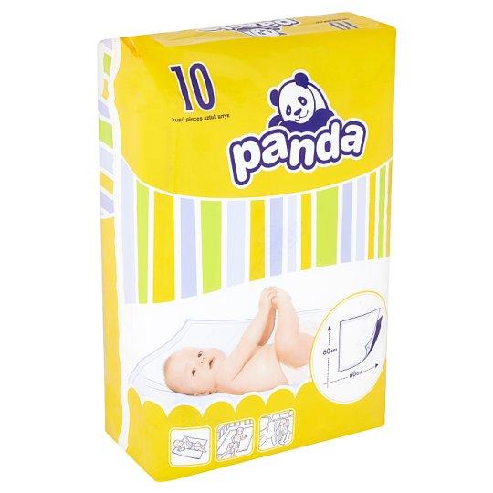 Panda Baby Underpads 60 x 60 cm 10 pcs