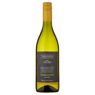 Viña Tarapacá Santa Cecilia Chardonnay White Wine 0.75L