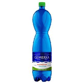Gemerka Natural Mineral Water Gently Sparkling 1.5L