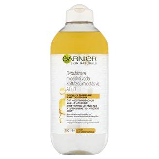 Garnier Skin Naturals Dvoufázová micelární voda All in 1 400ml