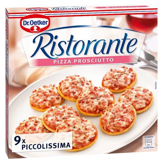 Dr. Oetker Ristorante Pizza Piccolissima Prosciutto 9 ks 216g
