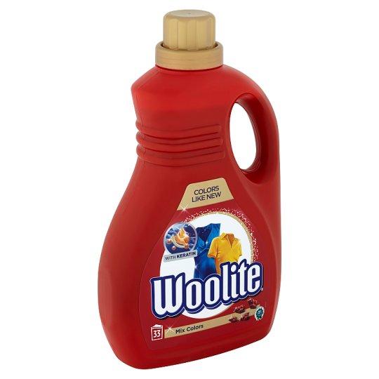 Woolite Mix Colors Liquid Detergent 33 Washes 2L