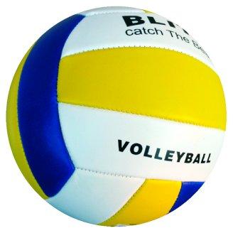 Míč na volejbal modrožlutý