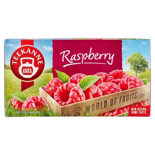 TEEKANNE Raspberry, World of Fruits, 20 sáčků, 50g