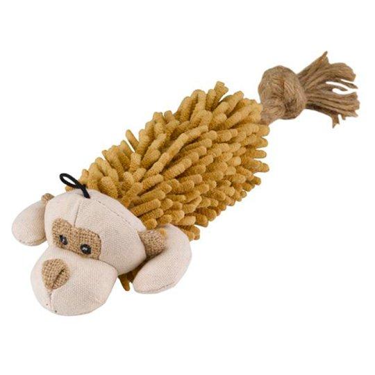 Petface Shaggy Monkey Dog Toy