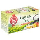 TEEKANNE Green Tea Ginger-Mango Flavoured, 20 Tea Bags, 35g