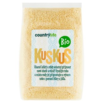 Country Life Organic Couscous 500g