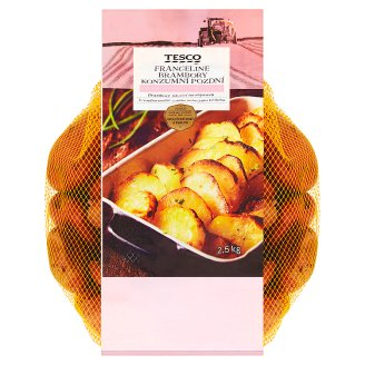 Tesco Franceline Potatoes Consumer Late 2.5kg