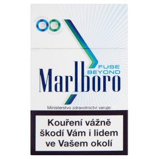 Marlboro Fuse Beyond 20 cigaret s filtrem