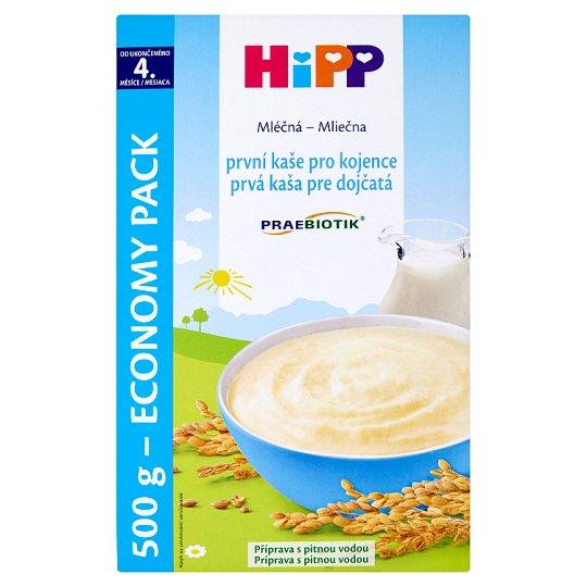 HiPP Praebiotik Mléčná první kaše pro kojence 2 x 250g