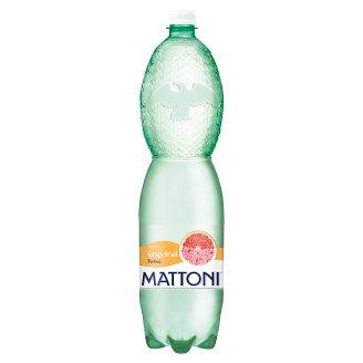 Mattoni Grapefruit perlivá 1,5l