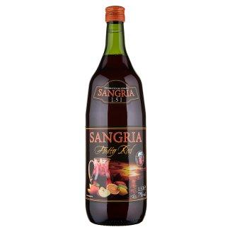 Felix Solis Sangria fruity red aromatizovaný vinný nápoj 1,5l
