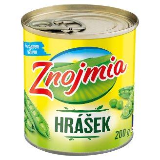 Znojmia Hrášek 200g