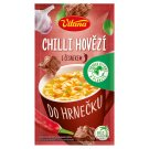 Vitana Do hrnečku Instant Soup Chilli Beef with Garlic 16g