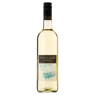 Vineyards World Wines Sauvignon Blanc Dry White Wine 750ml