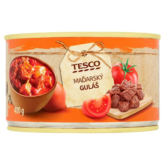 Tesco Hungarian Goulash 400g
