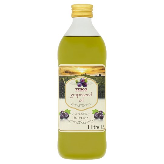Tesco Grapeseed Oil Universal 1L