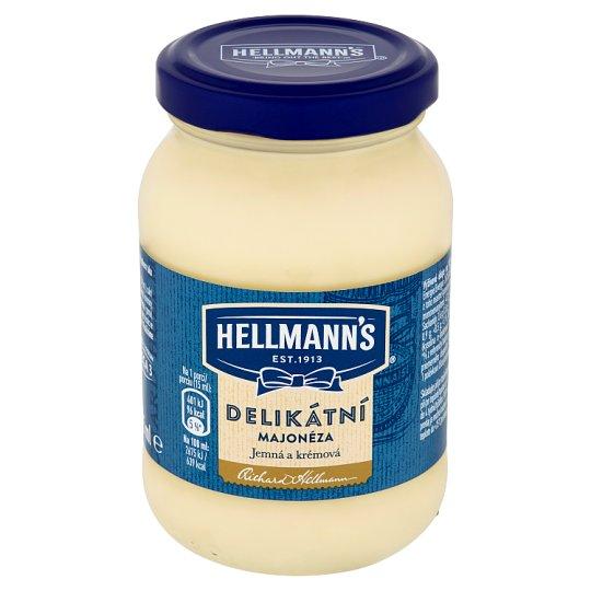 Hellmann's Delicate Mayonnaise 225ml