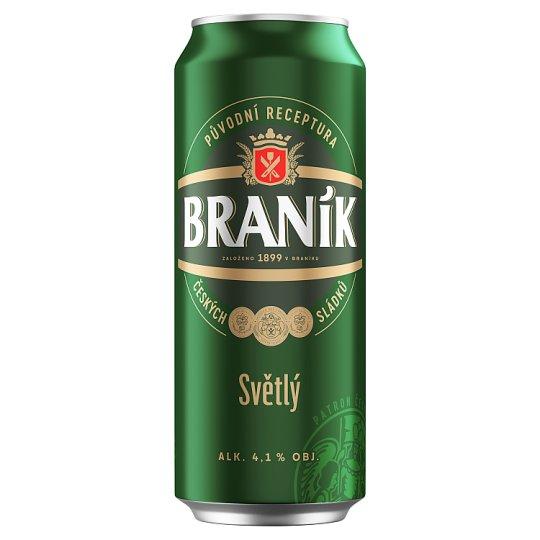 Braník Pale Lager Beer 0.5L