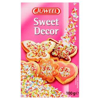 Juweel Sweet Decor Barevné sypání z cukru 100g