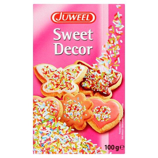 Juweel Sweet Decor Colorful Sprinkles of Sugar 100g