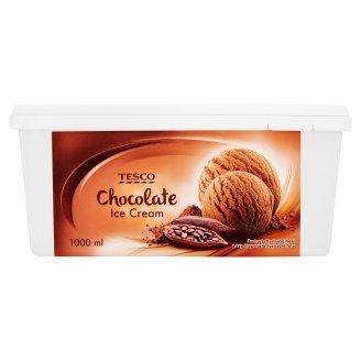 Tesco Mražený krém s čokoládovou příchutí 1000ml