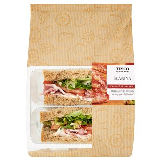Tesco Sandwich Bacon 153g
