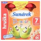 Sunárek Do Ručičky with Pears 4 x 90g
