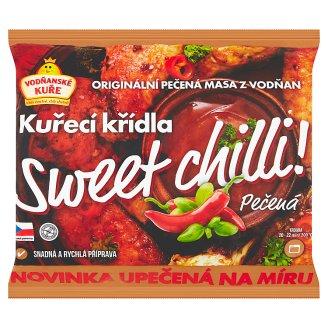 Vodňanské kuře Kuřecí křídla sweet chilli pečená 500g