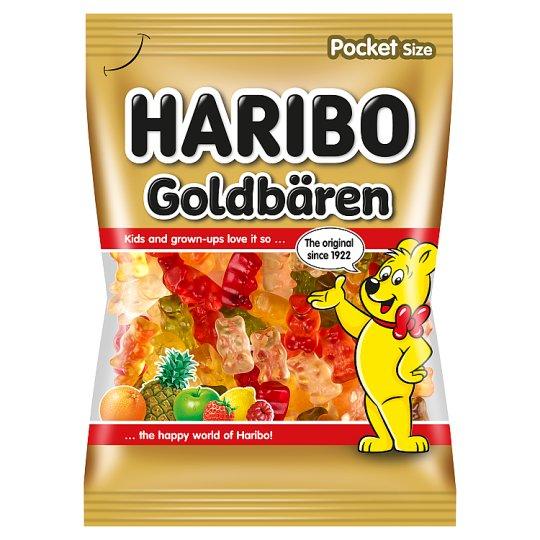 Haribo Goldbären Jelly Candies with Fruit Flavors 100g