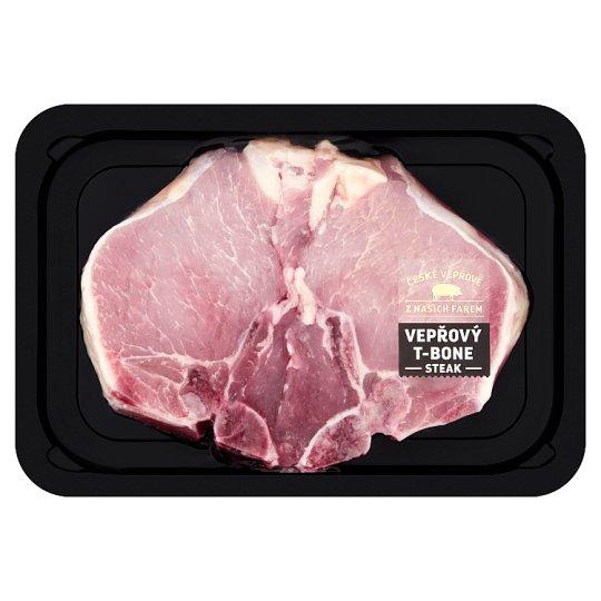 Kostelecké Uzeniny Vepřový T- bone steak
