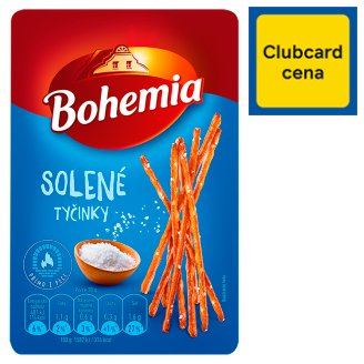 Bohemia Sticks Salted 85g