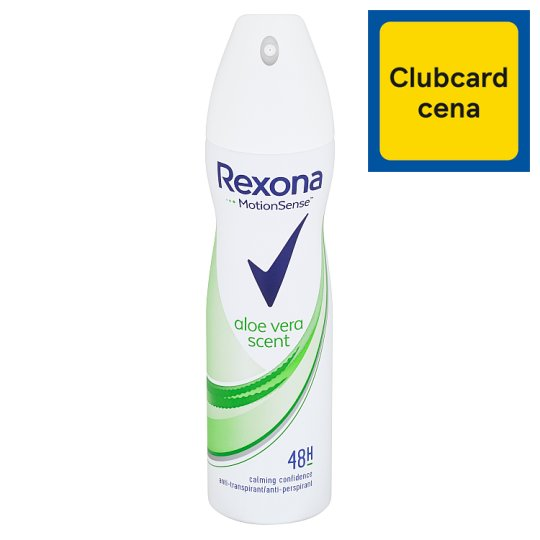 Rexona Aloe Vera Anti-Perspirant Spray 150ml