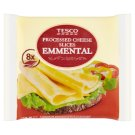 Tesco Processed Cheese Slices Emmental 150g