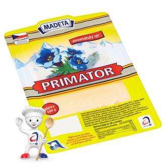 Madeta Primator plátky 100g
