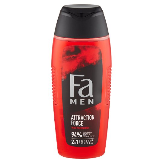 Fa Men sprchový gel Attraction Force 400ml